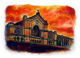 Alexandra Palace (Red)