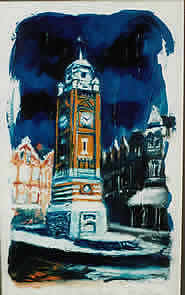 Crouch End Clock Tower1