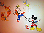 Disney Childs Mural