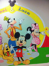 Disney Wall Painting
