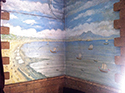 Bay of Naples Wall Painting