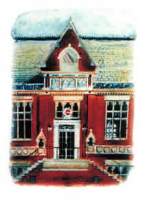Highgate Village School  Painting