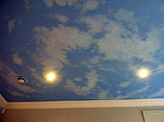 Surrey Sky Ceiling Painting